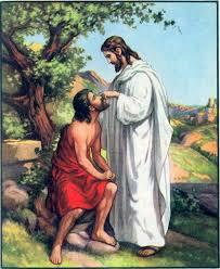 Was Bartimaeus Born Blind Garden Of Praise The Blind Man Bible Story