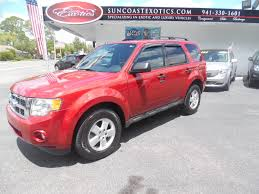 j25128t 2011 ford escape suncoast exotics used cars for sale
