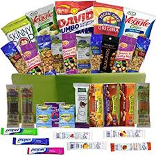 food care packages healthy snacks care package gift basket 32 health food snacking