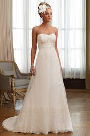 robe de mariã e bustier dentelle robe de mariée en dentelle à a ligne décolletée en coeur empire à