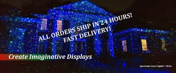 Laser Christmas Light Projector by Spectrum Laser Lights High Definition Laser Christmas Lights