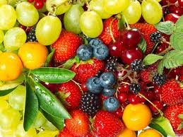 fruit fresh fresh colorful fruits and berries stock photo colourbox