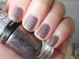 gosh frosted nail lacquer frosted purple 03 swatches