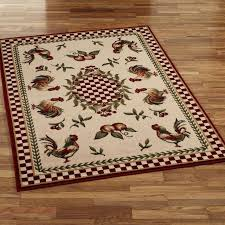 kitchen astounding rooster rugs for the kitchen rooster rugs for