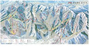 Colorado Ski Resort Map Trail Maps For Each Of Utah U0027s 14 Ski Resort Ski Utah