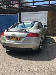 audi tt coupe 2007 mk 2 2 0 tfsi s tronic 3dr in maida vale