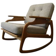 Mid Century Modern Rocking Chair Lovely Mid Century Rocking Chair On Mid Century Modern Chair With