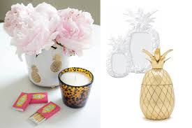 Pineapple Home Decor Styleanthropy At Home Everything At Home With Styleanthropy