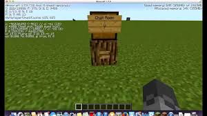 minecraft teleport to chat room youtube