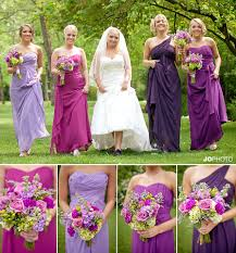 different shades of purple bridesmaid dresses u2013 budget bridesmaid
