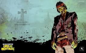 red dead redemption game wallpapers red dead redemption undead nightmare wallpaper