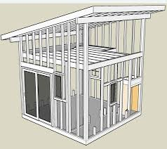 edim shed roof framing kit