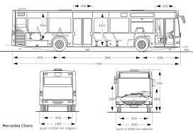 mercedes benz citaro blueprint download free blueprint for 3d