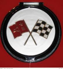 1963 corvette emblem 1963 fuel lid door emblem quality corvetteforum chevrolet