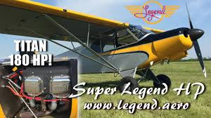 super legend hp 180 hp titan aircraft engine now available from