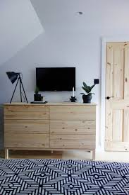 Ikea Bedroom Furniture Chest Of Drawers by The Loft Bedroom Final Reveal Linen Storage Loft Bedrooms And