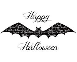 halloween signs the craft crib