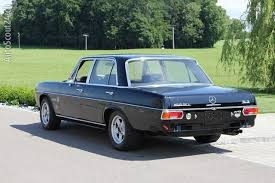 mercedes 6 3 amg for sale 1970 300sel 6 3 road car quasi race recreation german cars for