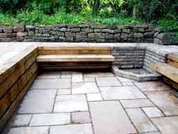 sunken garden design chester