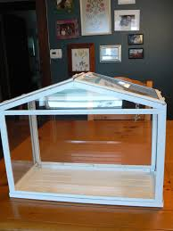 a baby greenhouse little house design