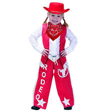 Kids Cowgirl Halloween Costume Deluxe Junior Cowgirl Child Costume 49 95 Lilly U0027s Gift Ideas