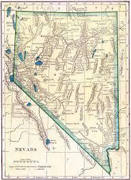 Nevada City Map Nevada Genealogy U2013 Access Genealogy