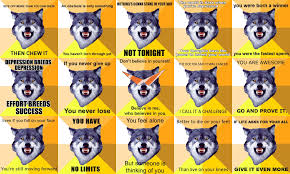 Meme Courage Wolf - image 880 courage wolf know your meme