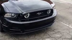 2014 Mustang Gt Black 2013 Mustang Gt Youtube