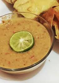 resep cihu bandung 167 resep bumbu kacang batagor enak dan sederhana cookpad