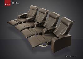 Home Theater Sectional Sofas Media Rooms Seats Room Ornament