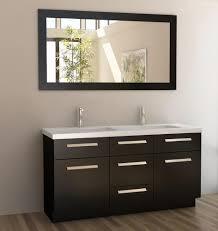 Dark Hardwood Bathroom  Master Bathroom Inspiration Kelly In - Dark wood bathroom cabinets