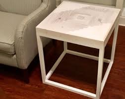 cube side table etsy