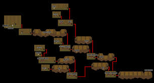 Mole Map Starmen Net Earthbound Walkthrough Game Maps