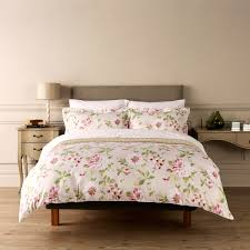 christy florence bed linen pink christy