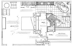 Master Bathroom Design Plans For Exemplary Master Bedroom Floor - Master bathroom design plans