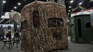 Bow Hunting From A Ground Blind Best Ground Blinds For 2016 Bowhunting Com