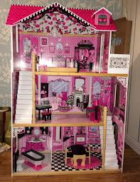 Monster High Doll House Furniture Large U0027isabelle U0027 Dolls House U0026 Furniture Currently Used With
