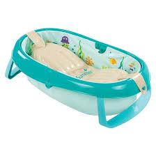 Baby Blow Up Bathtub Summer Infant Baby U0027s Aquarium Folding Tub Target