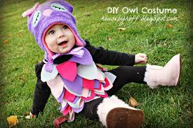 Owl Halloween Costume Baby by Diy Owl Halloween Costume House By Hoff