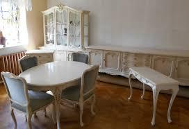 Esszimmer Set Angebote Esszimmer Garnitur Antik Stil Rokoko Chippendale Tisch 4