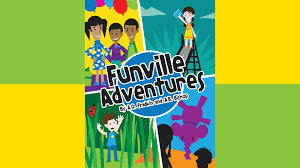 funville adventures a math inspired children u0027s book by sasha