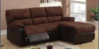 sofa miraculous sectional recliner sofas for small spaces
