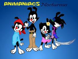 animaniacs animaniacs nocturnus by crankshaftrabbit on deviantart