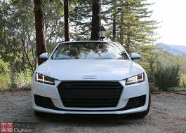 2016 audi tt roadster exterior 007 the truth about cars