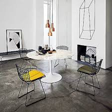 Knoll Dining Table by 60 In Round Saarinen Dining Table By Knoll Smart Furniture