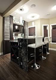 modern basement design basement bars that bring home the good times view in gallery small