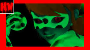 miraculous tales of ladybug and cat noir theme song horror