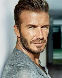 Sexiest Guy Hairstyles by Sexiest Man Alive 2015 Photographer Marc Hom Celeb David Beckham