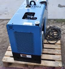 miller bobcat 250 welder generator item f2401 sold apri