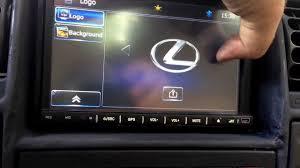 lexus logo change eonon g2240 car logos youtube